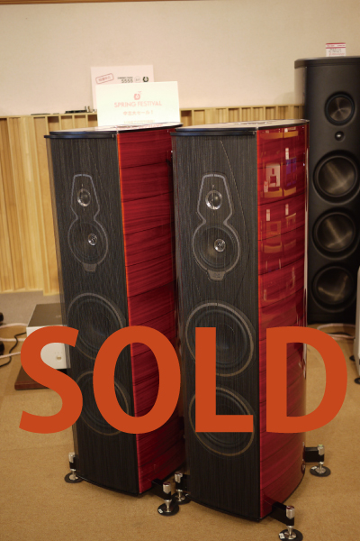 SONUS FABER AMATI TRADITION – DYNAMIC AUDIO 中古情報